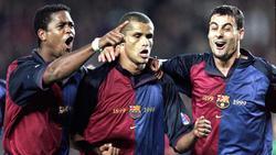 En 2000, el Barcelona también ganó en Champions en Martes Santo. (Foto: Getty)