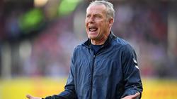 Streichs Team möchte die Leistung gegen den BVB steigern