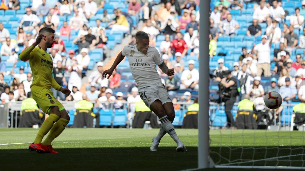 Real Madrid wahrt Chance auf Platz zwei in La Liga