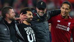 Jürgen Klopp und der FC Liverpool stehen erneut im CL-Finale