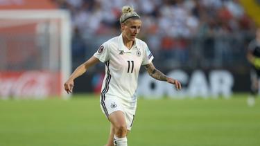 Anja Mittag steigt bei RB Leipzig ein
