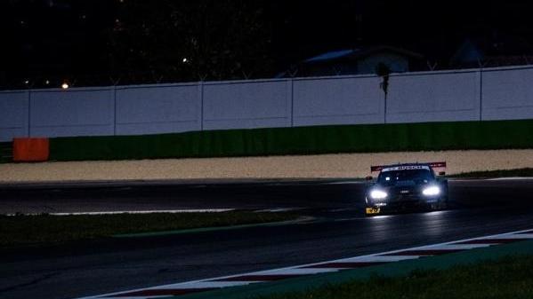 Obwohl das Rennen 2019 bei Tageslicht stattfindet, machte Dovizioso Überstunden