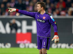 Michael Rensing bleibt Düsseldorf treu