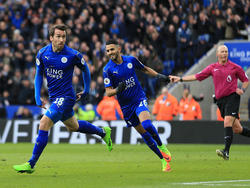 Leicester-Jubel