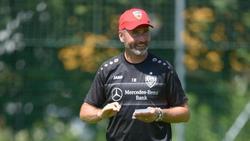 Will den neuen Team-Kapitän noch nicht bekanntgeben: Tim Walter