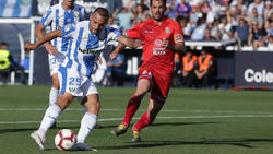 Braithwaite vuelve al Leganés procedente de la Premier League.