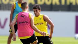 Mateu Morey will sich beim BVB durchsetzen