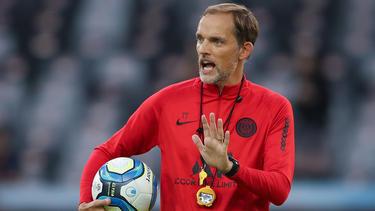 Thomas Tuchel deutet eine Rückkehr von Neymar an