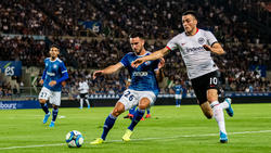 Eintracht Frankfurt muss vor heimischer Kulisse zulegen