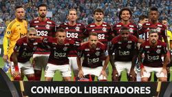 El Flamengo va genial en liga y disputará la final de Libertadores.