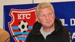 Stefan Effenberg holt Steuernagel als Cheftrainer zum KFC Uerdingen