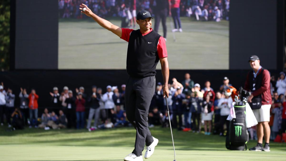 Tiger Woods hat Geschichte geschrieben