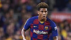 Jean-Clair Todibo könnte im nächsten Jahr für Bayer Leverkusen auflaufen