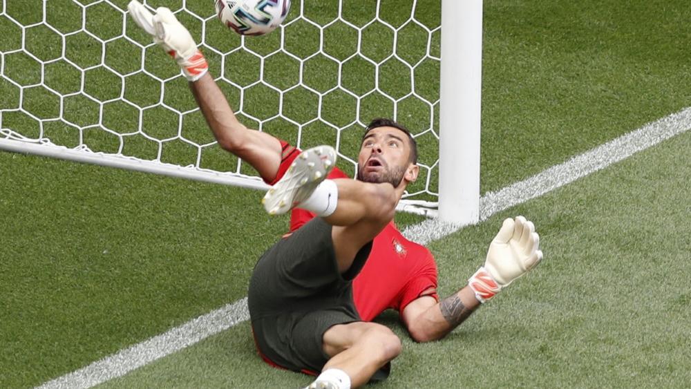 AS Rom verpflichtet Torhüter Rui Patricio