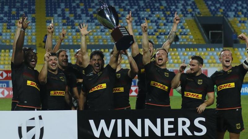 Deutschlands Rugby-Männer nehmen in der olympischen Siebener-Variante erstmals seit 2009 wieder an Turnieren der World Series teil