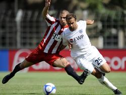 Deniz Yilmaz für die Reserve des Rekordmeisters