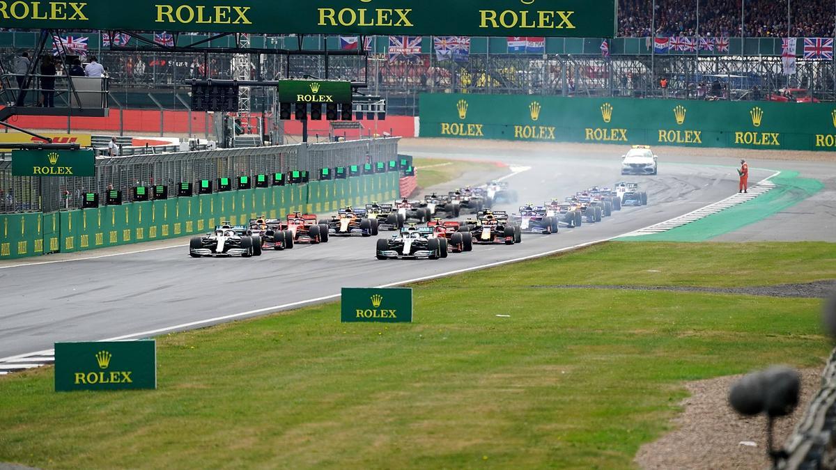 Silverstone Formel 1
