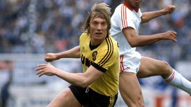 Spielte zwischen 1981 und 1984 beim BVB: Jupp Tenhagen