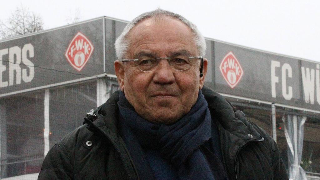 Felix Magath kritisierte den DFB