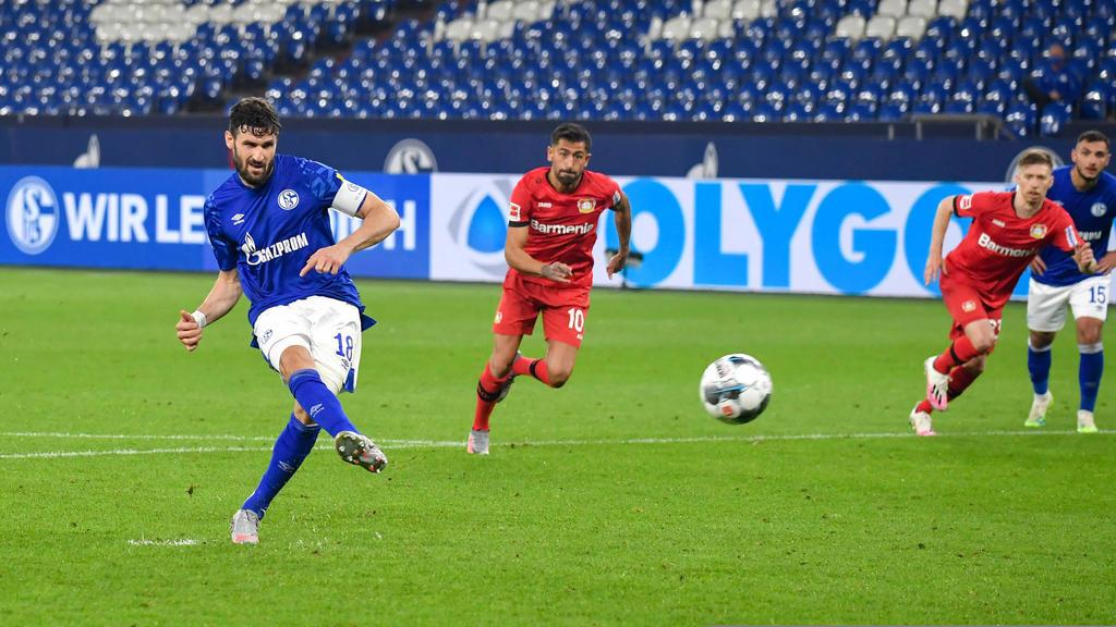 Caligiuri trifft zur Schalker Führung