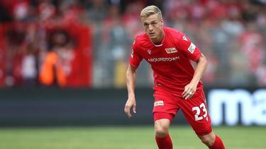 Hat mit dem 1. FC Union Berlin in der Bundesliga seinem Ex-Klub Werder Bremen Schützenhilfe gegeben: Felix Kroos