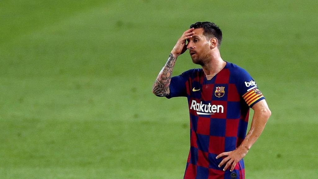 Diashow - Die Wechseloptionen von Lionel Messi