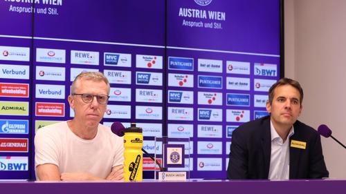 Austria Wien meldet einen Corona-Fall