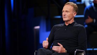 Hans-Joachim Watzke bedauert den angekündigten Abschied von DFL-Chef Christian Seifert