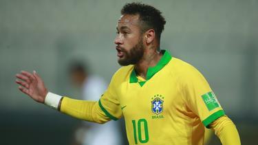 Aus dem Kader gestrichen: Neymar