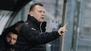 Uwe Koschinat ist nicht mehr Trainer des SV Sandhausen