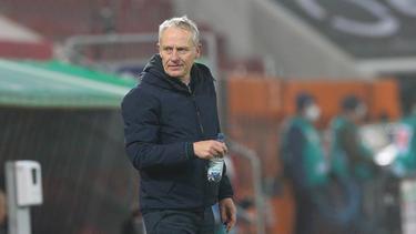 Christian Streich sieht auch gute Ansätze beim SC Freiburg