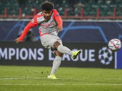Karim Adeyemi gilt als große Sturmhoffnung bei Red Bull Salzburg