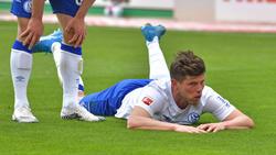 Der Absturz des FC Schalke ist nicht mehr abzuwenden