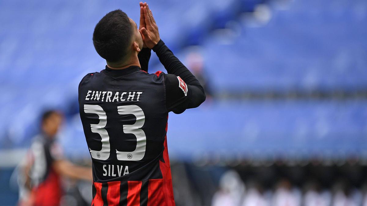 André Silva wird Eintracht Frankfurt im Sommer wohl verlassen
