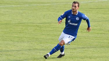 Ahmed Kutucu wird den FC Schalke verlassen