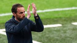 Gareth Southgate freut sich über ein weiteres EM-Heimspiel