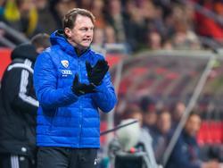 Ralph Hasenhüttl möchte beim BVB die 0:4-Schlappe aus dem Hinspiel vergessen machen