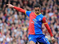 Tom Ince con la maglia del Crystal Palace