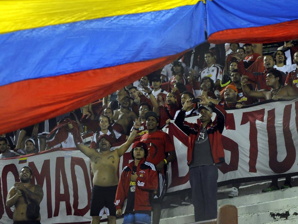 Seguidores del Caracas FC