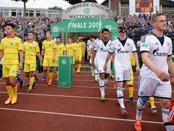 Showdown im altehrwürdigen Lohrheide-Stadion