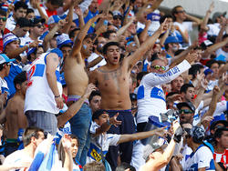 Lautstarke Fans