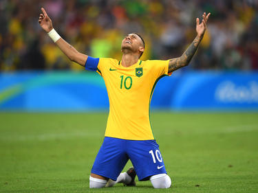 Neymar schießt sein Team zur Goldmedaille