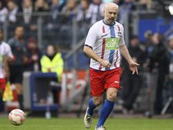 Immer noch am Ball: Sergej Barbarez lobt Kollege Emre Spahić