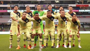 El América sigue vivo en la Copa MX. (Foto: Getty)