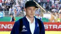 Führungsspieler beim HSV: Lewis Holtby