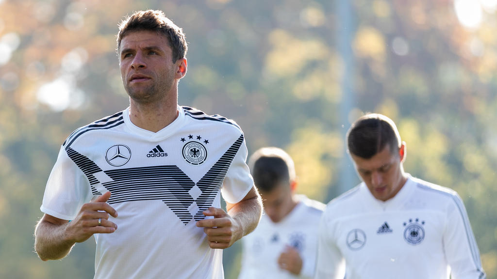 Thomas Müller gilt bei den Fans nicht mehr als unersetzbar