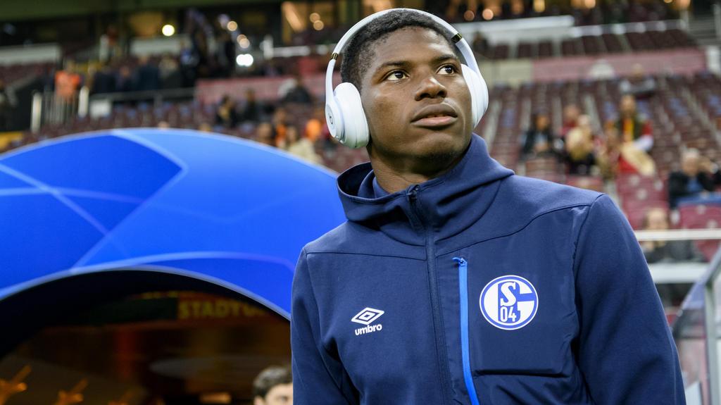 Breel Embolo schießt auf Schalke noch zu wenig Tore