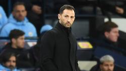 Domenico Tedesco denkt weiterhin nicht an Rücktritt