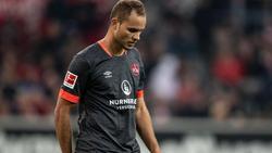Wie lange fehlt Ewerton dem 1. FC Nürnberg?