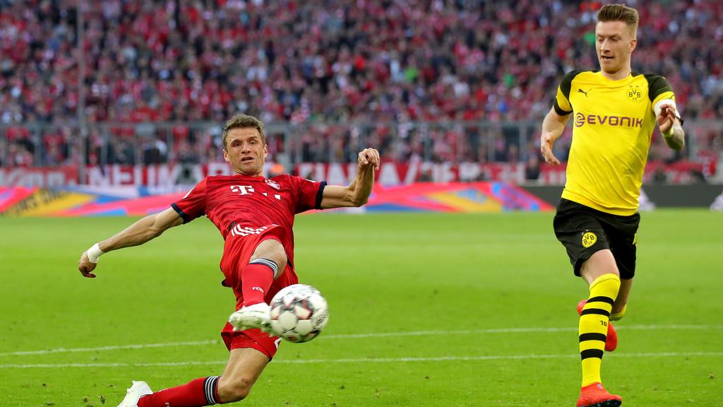 Bayern Dortmund Live übertragung Zdf